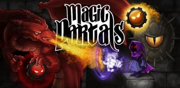 Découvrez Magic Portals le jeu de plateforme de chez Asantee