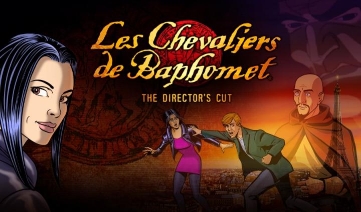 Les Chevaliers de Baphomet : The Director's Cut désormais disponible sur Android