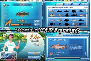 Fishing Superstars de chez Gamevil, gratuit sur Android