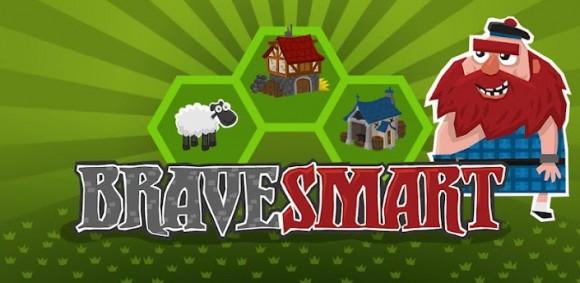 Soyez courageux et intelligent avec BraveSmart, un jeu de chez de Flare Games