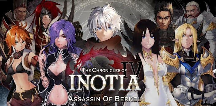 Le RPG Inotia 4 Assassin of Berkel de chez Com2uS désormais disponible sur Android