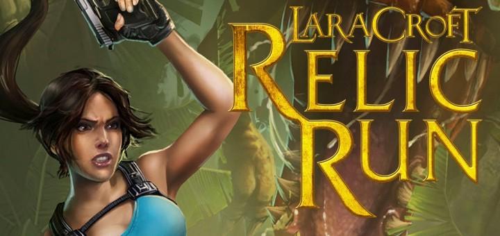 Lara Croft: Relic Run, le jeu gratuit du jour sur Android